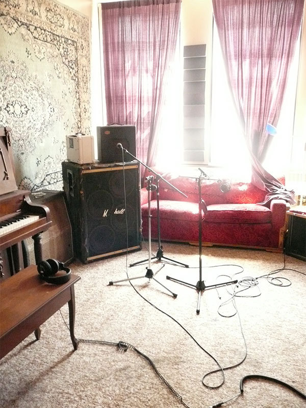 frenchkiss studio, magic room