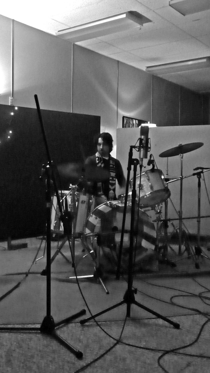 JZ on drums, Abbey Road style