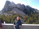mt rushmore and me