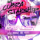 cobra starship you make me feel catalyst remix poster
