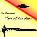 love and the aliens single art