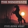 Five Guns West - Reverb Central (California) cd review