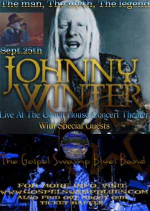 johnny winter flyer copy