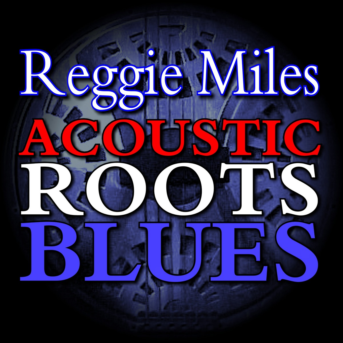 Reggie Miles - Acoustic, Roots, Blues