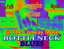 Reggie Miles @ The Conway Muse 9/18