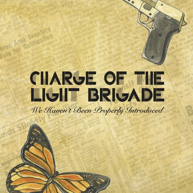 the charge of the light brigade 2 essay Free and custom essays at essaypediacom take a look at written paper - charge of the light brigade by alfred tennyson.
