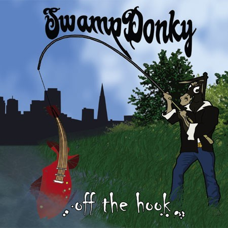 album swampdonky off the hook front