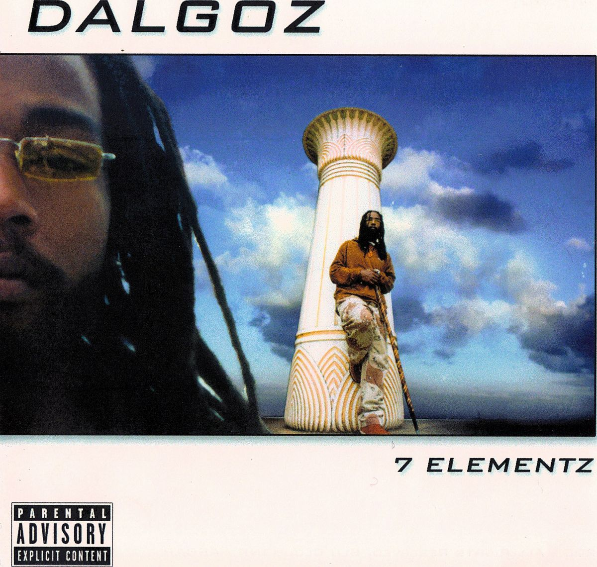 7 elementz cd cover