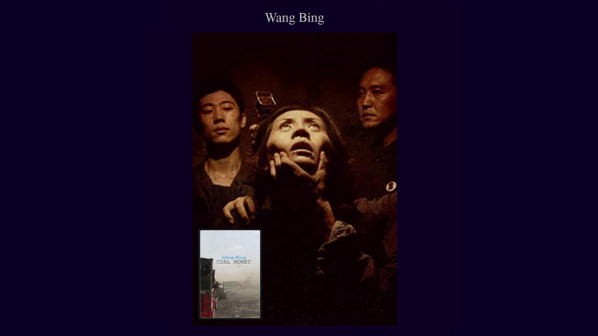 documentary wang bing coal money