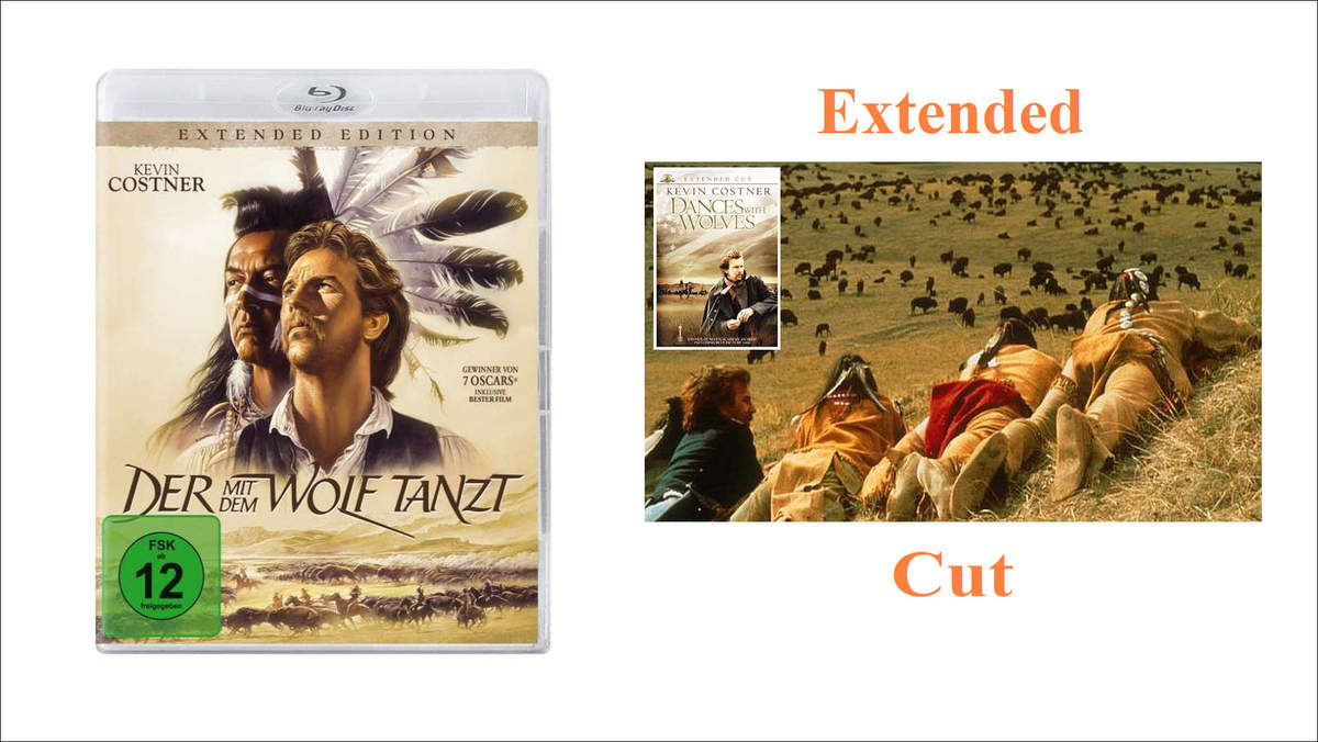 movie dances with wolves extended cut