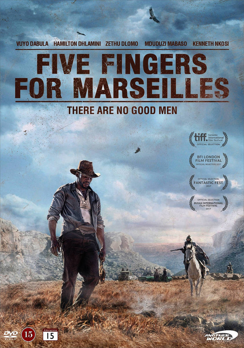 movie five fingers for marseilles
