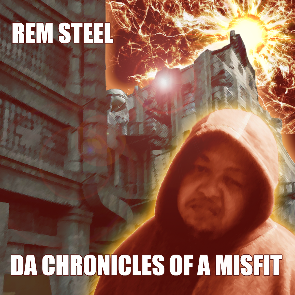 rem steel da chronicles cd cover hbgm 1463