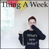 Thing A Week cover art