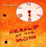 Herald of the morn cover art